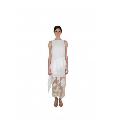 Vual Organze Elbise
