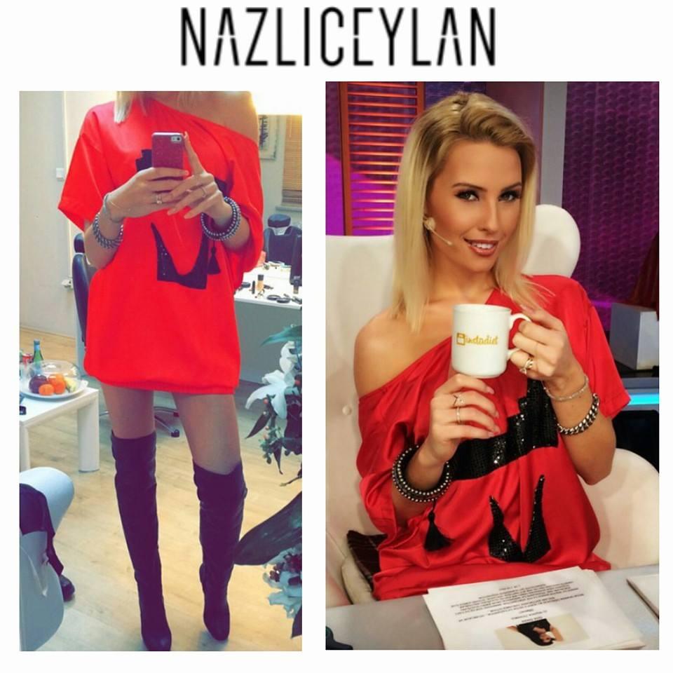 Nazli Ceylan Elbise Bu Tarz Benim - Show TV